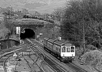 Class 110 Hall Royd Junction 240382 JC058