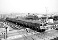 Class 402 2629 Newhaven Town  1962 JDC503