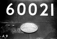 60021 Builders Plate  New England 0260 RPC448