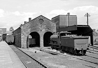 64463 St Boswells  1954 RPC758
