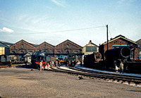 Darlington NR Works 3-4-1965 CD391
