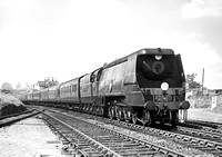 35001 - 35030 Merchant Navy Pacifics