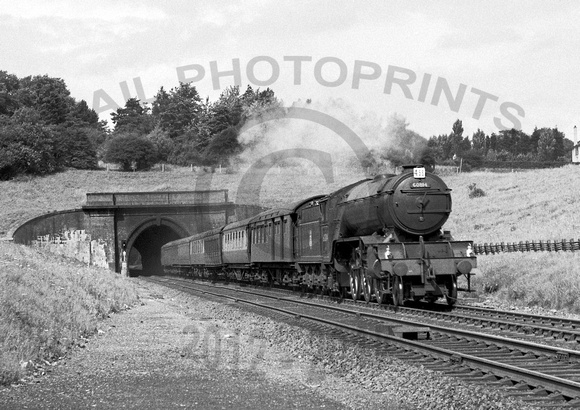 60814 Hadley Wood North Tunnel 1952 RPC8243
