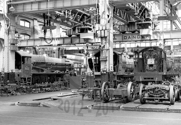 6018 Swindon Works 270763  HB304