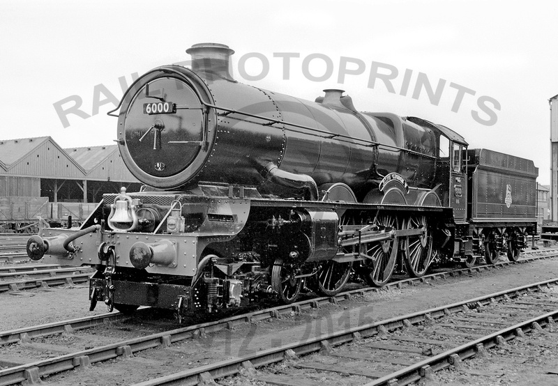 Rail Photoprints 1948 1967 Locos 6000 6999