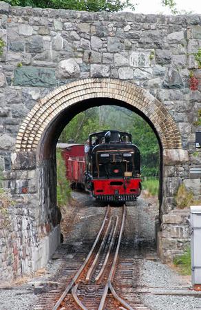 Rail Photoprints | Welsh Highland Railway | 143 Waunfawr