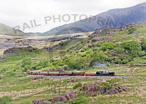 Rail Photoprints | Welsh Highland Railway | 143 Rhyd Dhu