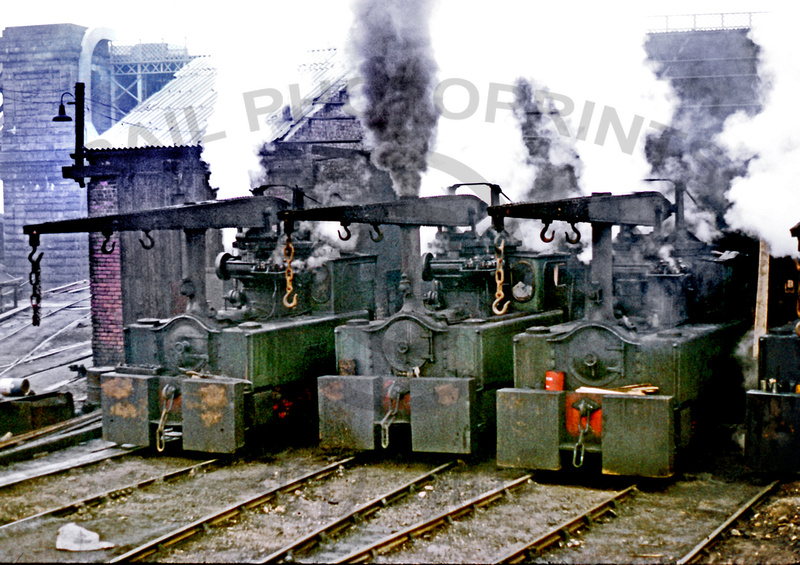 Rail Photoprints Industrial Loco Sheds