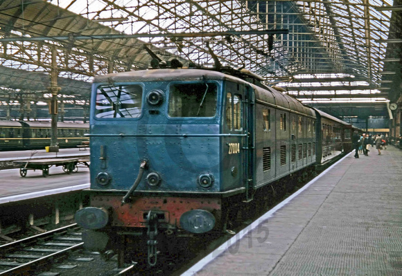 27004 Manchester Piccardilly 1968 CD