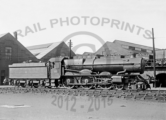 6019 Old Oak Common 1933 RPC RPC892