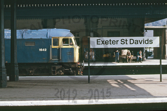 1642 Exeter St Davids 0374 RPC619