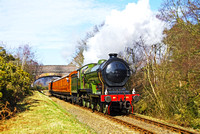 Preserved  Main Line Steam - Standard Classes & Austerities
