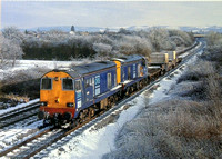 Diesel/Modern Traction Greetings Cards