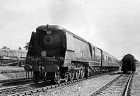 34001 - 34110 West Country and Battle of Britain Pacifics