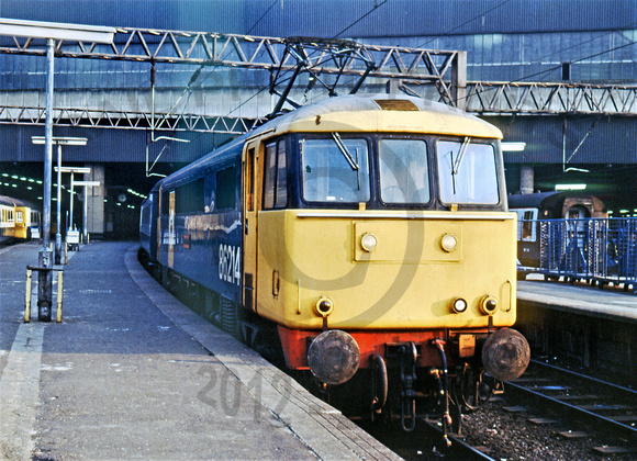 86214 Euston 1980 LP842